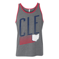 CLE Striped Tank Top