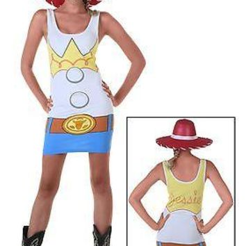 Womens Toy Story Jessie Tunic Tank