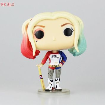 Suicide Squad Harley Quinn DEADSHOT The Joker Figure Toys