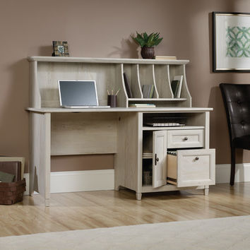 Lark Manor Toulouse Computer Desk with Hutch