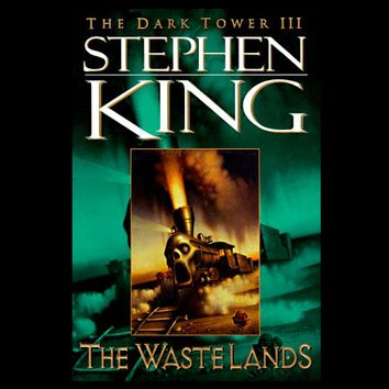 The Waste Lands (Dark Tower) by Stephen King (Large Paperback)