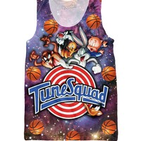 Space Jam Tune Squad Tank Top