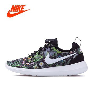 NIKE ROSHE TWO PRINT Women's Low Top Running Shoes Sneakers
