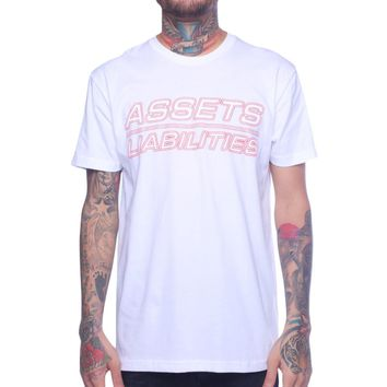 Assets Over Liabilities Infrared T Shirt