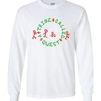 A Tribe Called Quest Gildan Long Sleeve T-Shirt