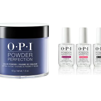 OPI - Dip Powder Combo - Liquid Set & Nice Set Of Pipes