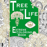 Tree of Life Coloring Book