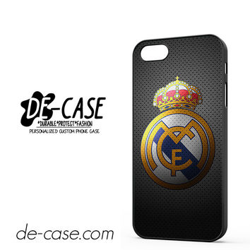Real Madrid DEAL-9179 Apple Phonecase Cover For Iphone 5 / Iphone 5S