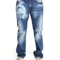 Braveheart Denim Jeans by AKOO