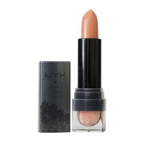 NYX Cosmetics Black Label Lipstick, Nude, 0.15oz