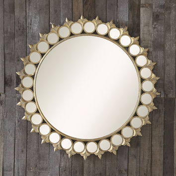 Creative Co-Op Uptown Mirror & Reviews | Wayfair