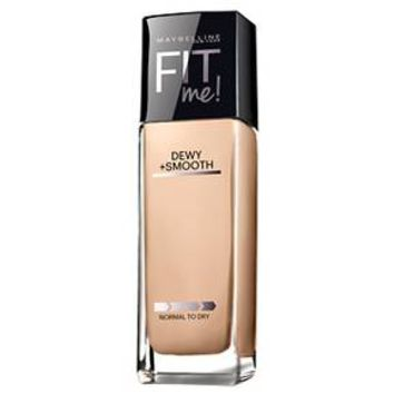 Maybelline® FIT ME!® Dewy + Smooth Foundation - Light Shades - 1.0 fl oz