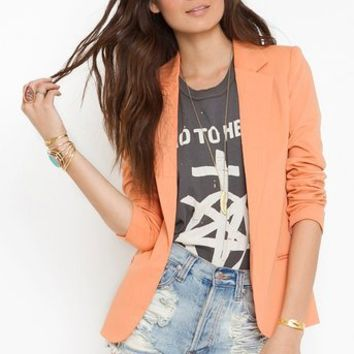 Bryant Blazer  in  What's New at Nasty Gal