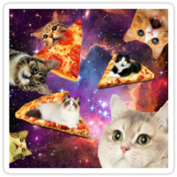 Pizza That's Out of This World by Isabel Manahl
