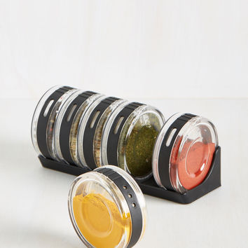 Herb Your Enthusiasm Spice Rack | Mod Retro Vintage Kitchen | ModCloth.com