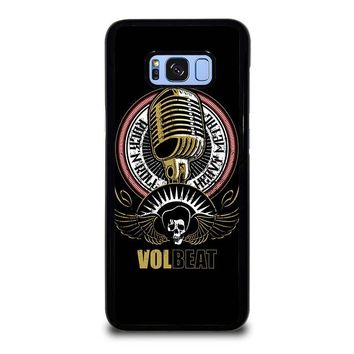VOLBEAT HEAVY METAL Samsung Galaxy S8 Plus Case Cover