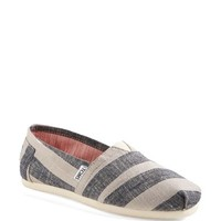 Women's TOMS 'Classic - Stripes' Slip-On,