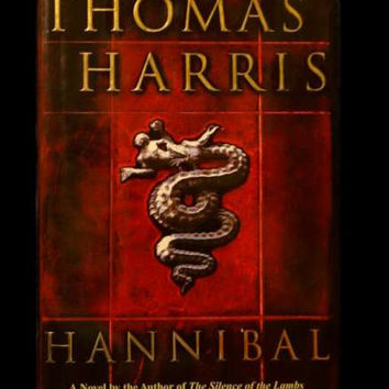 Hannibal by Thomas Harris (1999 HC, 1st)