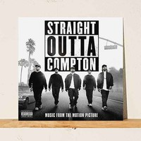 Various Artists - Straight Outta Compton: Music From The Motion Picture 2XLP