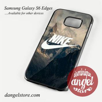 Nike in Montain Phone Case for Samsung Galaxy S3/S4/S5/S6/S6 Edge/S6 Edge Plus
