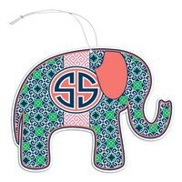 Simply Southern Preppy Air Freshener in Georgia Peach AIRFRESH-PRPELEPHANT