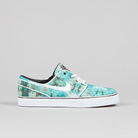 Nike SB Stefan Janoski PR QS Turbo Green / White - Bright Citron (Tie