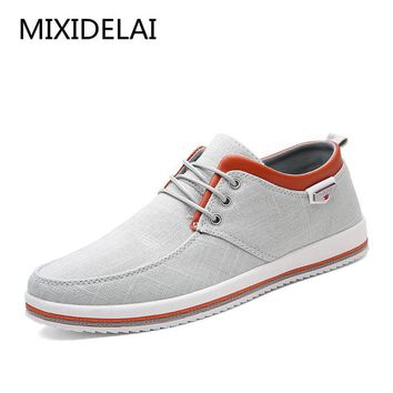 High Quality Casual Men Shoes Handmade Moccasins Shoes for Male