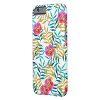 Floral Sweetness Barely There iPhone 6 Case