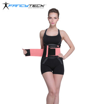11 Colors S-2XL Unisex Breathable Thin Xtreme Power Belt Hot Slimming Thermo Shaper Waist Shaper Cincher Waist Trainer
