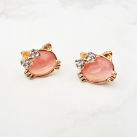 Pretty Kitty Earrings