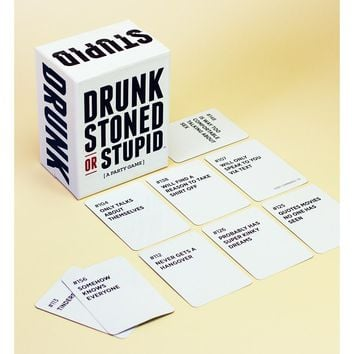 Drunk Stoned or Stupid | Firebox.com - Shop for the Unusual