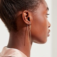 Oxbow Designs High Five Threader Earring | Urban Outfitters