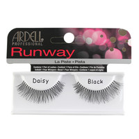 Ardell Professional Natural Lashes, Runway, Black