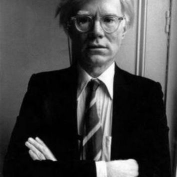 Andy Warhol Bw Art Poster 11 inch x 17 inch poster