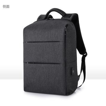New Men Backpack For 15.6 inches Laptop
