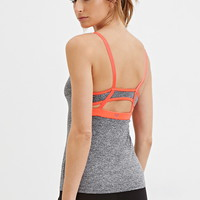 Heathered Athletic Cami
