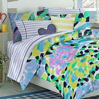 Teen Vogue Bedding, Paloma Floral Comforter Sets - Bedding Collections - Bed & Bath - Macy's