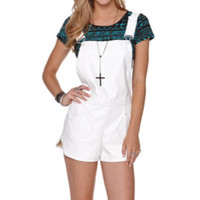Nameless Shortall Romper at PacSun.com