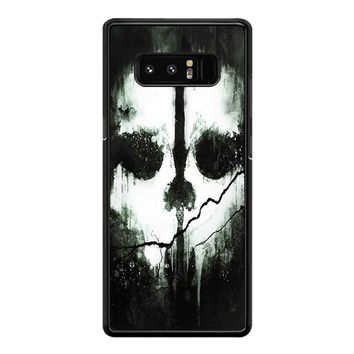 Halloween Destination Samsung Galaxy Note 8 Case