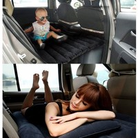 IAN Car Travel Inflatable Mattress Inflatable Bed Camping Universal