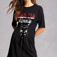 Tour Corset T-Shirt Dress