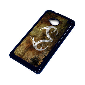 REALTREE DEER CAMO HTC One M7 Case