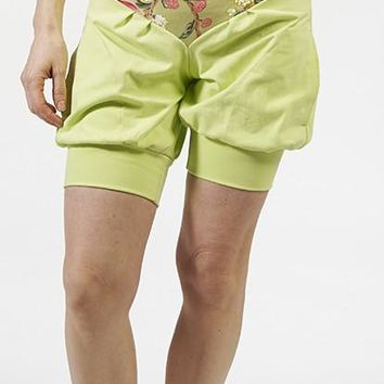 XS Floral Shorts