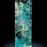 Sea Core by Alison Sigethy: Art Glass Sculpture | Artful Home