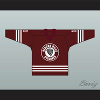 Scott McCall 11 Beacon Hills Cyclones Hockey Jersey Teen Wolf TV Series New