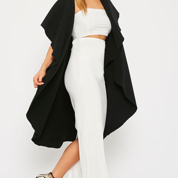 Carpe Diem Cape Black