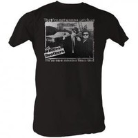 Blues Brothers t-shirt - not gonna catch us - T Shirts
