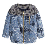 H&M Patterned Jacket $49.95