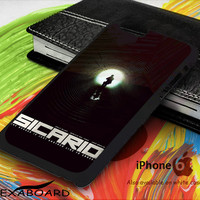Sicario The Border Is Just Another Line To Cross for iPhone 4, iPhone 5, iPhone 5c, iPhone 6, iPhone 6 plus, iPod 4, iPod 5, Samsung Galaxy Note 3, Galaxy Note 4, Galaxy S3, Galaxy S4, Galaxy S5, Galaxy S6, Phone Case