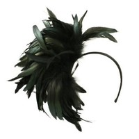 Hatagories Fancy Feather Fascinator
